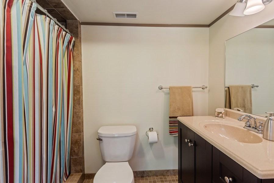 Real Estate Photography - 3191 Khan Path, Stevensville, MI, 49085 - 2nd Bathroom