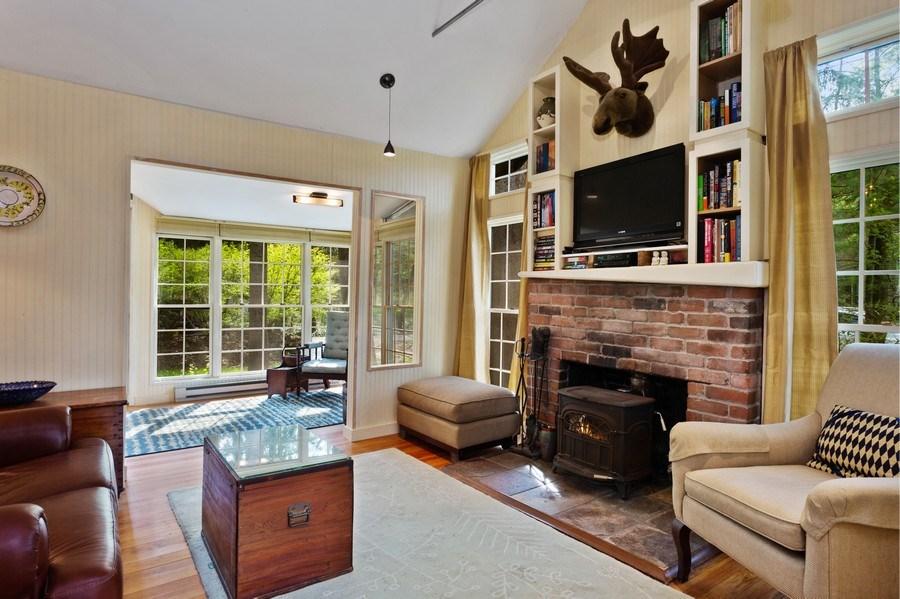 Real Estate Photography - 9217 Shady Ln, Lakeside, MI, 49116 - Living Room