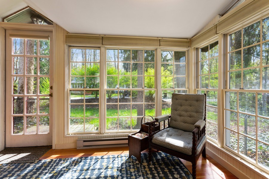 Real Estate Photography - 9217 Shady Ln, Lakeside, MI, 49116 - Sitting Room