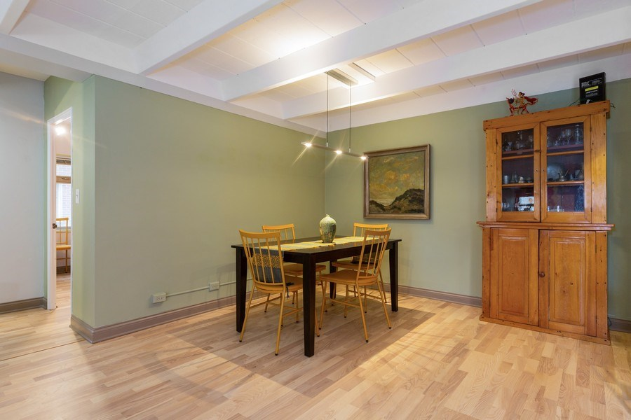 Real Estate Photography - 1864 Sherman, Unit 6NE, Evanston, IL, 60201 - Dining Room