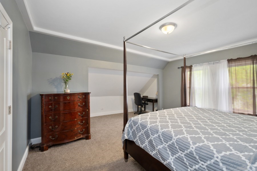 Real Estate Photography - 939 N Lorel Ave, Chicago, IL, 60651 - Master Bedroom