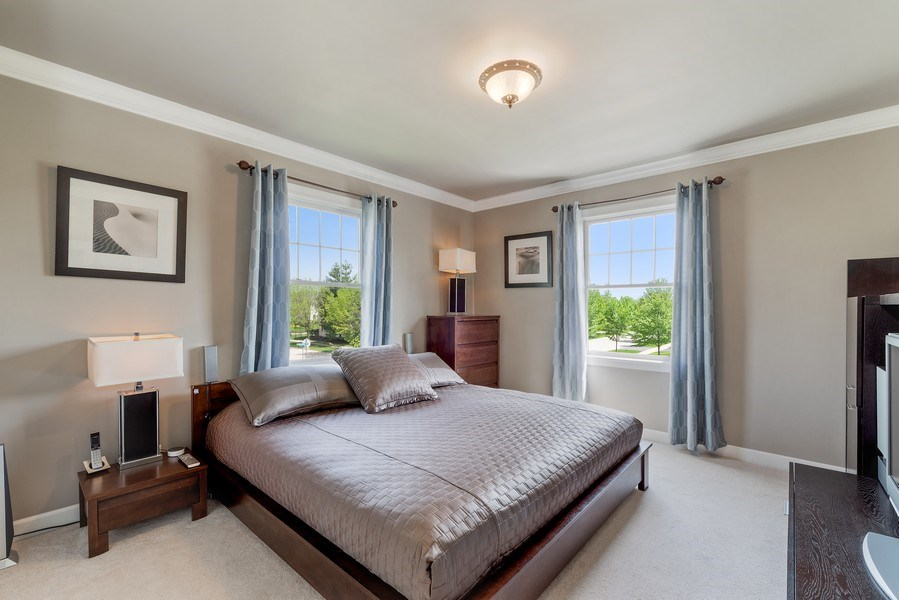 Real Estate Photography - 2200 Fielding, Glenview, IL, 60026 - Junior Suite