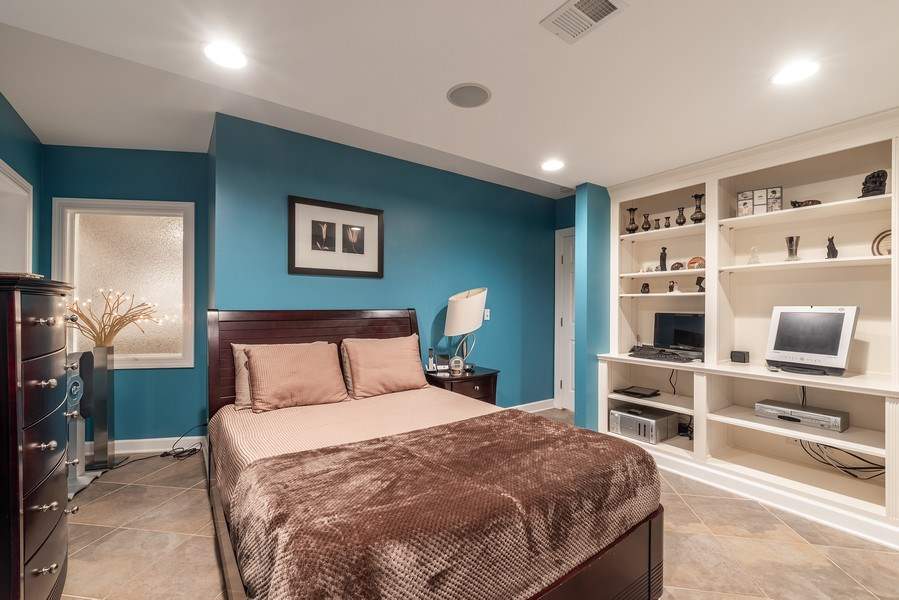Real Estate Photography - 2200 Fielding, Glenview, IL, 60026 - 5th Bedroom