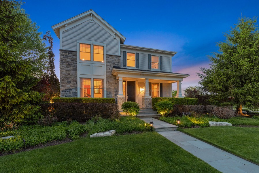 Real Estate Photography - 2200 Fielding, Glenview, IL, 60026 -