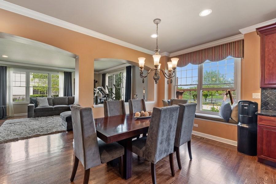 Real Estate Photography - 2200 Fielding, Glenview, IL, 60026 - Breakfast Area