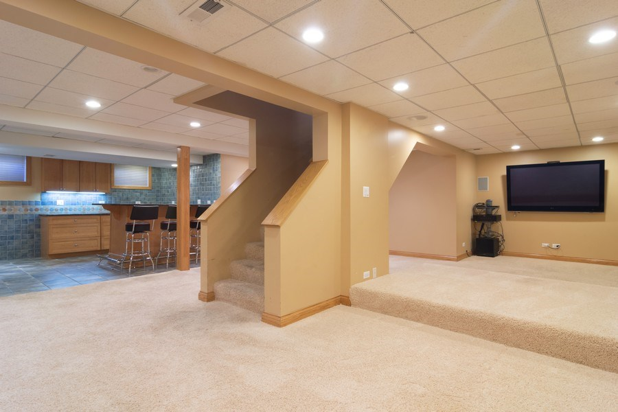 Real Estate Photography - 640 Valley, Palatine, IL, 60067 - Lower Level