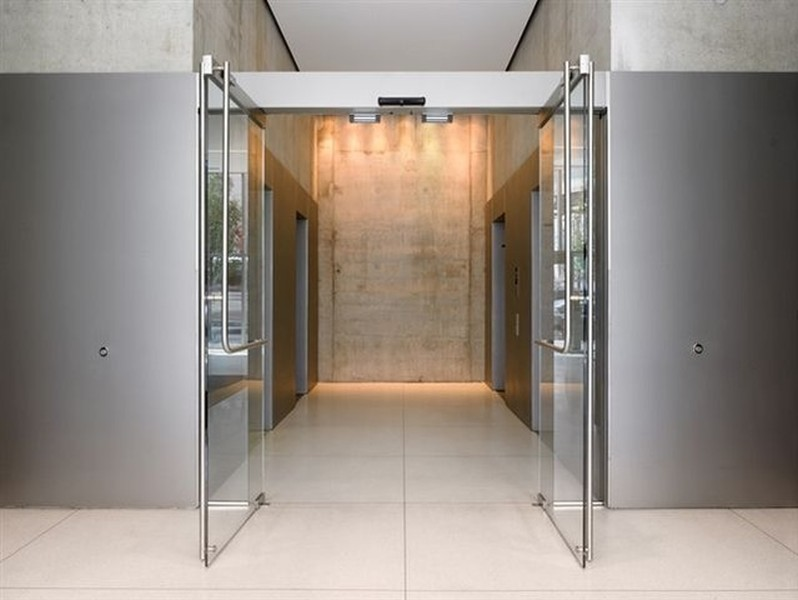 Real Estate Photography - 600 N Fairbanks Ct, PH3801, Chicago, IL, 60611 - 4 High Speed Elevators with Service to All Floors