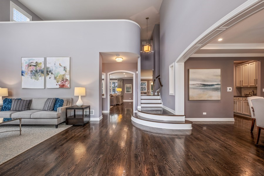 Real Estate Photography - 1713 Primrose Ln, Glenview, IL, 60026 - Foyer