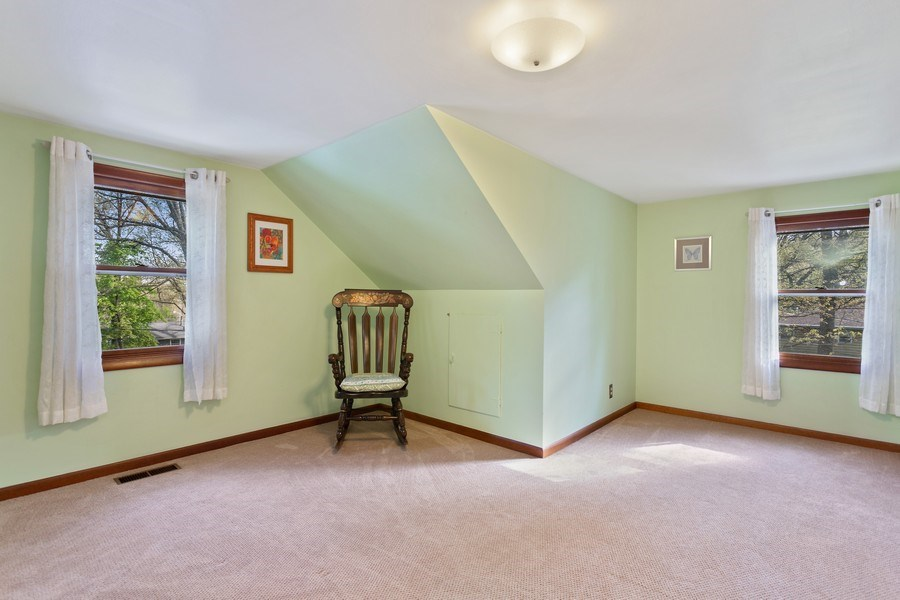 Real Estate Photography - 28 S. Griffith St, New Buffalo, MI, 49117 - Master Bedroom