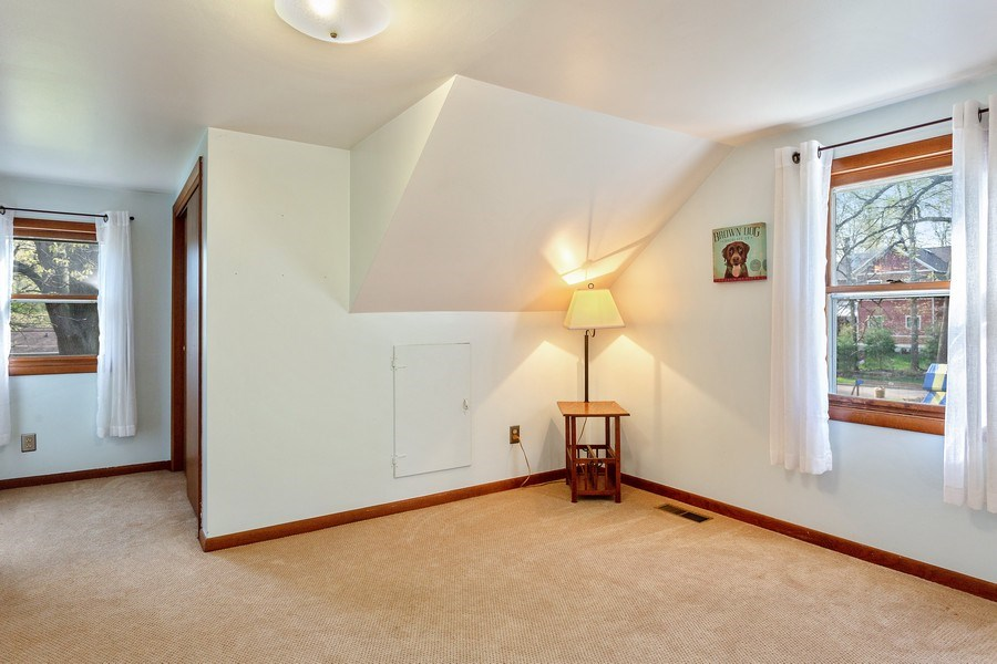 Real Estate Photography - 28 S. Griffith St, New Buffalo, MI, 49117 - 2nd Bedroom