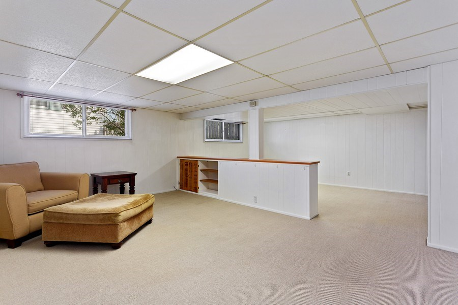 Real Estate Photography - 28 S. Griffith St, New Buffalo, MI, 49117 - Lower Level