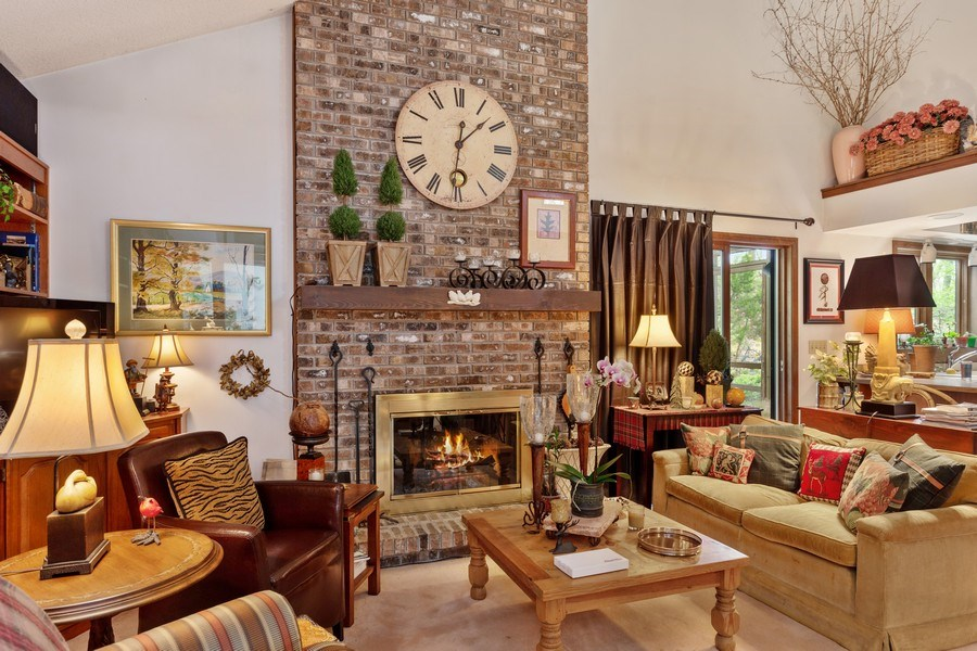 Real Estate Photography - 4892 Hillside Ct, Bridgman, MI, 49106 - Family Room