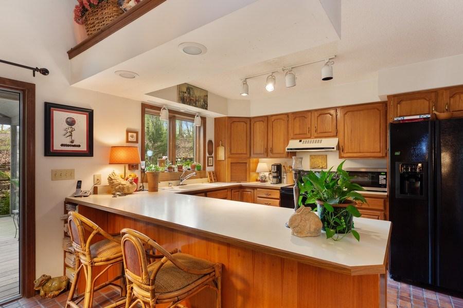 Real Estate Photography - 4892 Hillside Ct, Bridgman, MI, 49106 - Kitchen