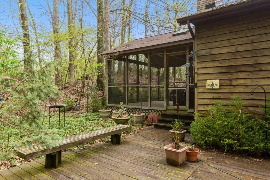 Real Estate Photography - 4892 Hillside Ct, Bridgman, MI, 49106 - Rear View