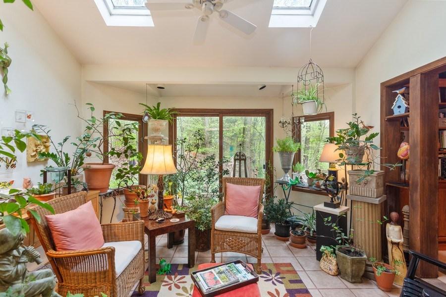 Real Estate Photography - 4892 Hillside Ct, Bridgman, MI, 49106 - Sun Room
