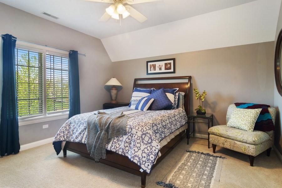 Real Estate Photography - 22141 W Windridge, kildeer, IL, 60047 - 3rd Bedroom