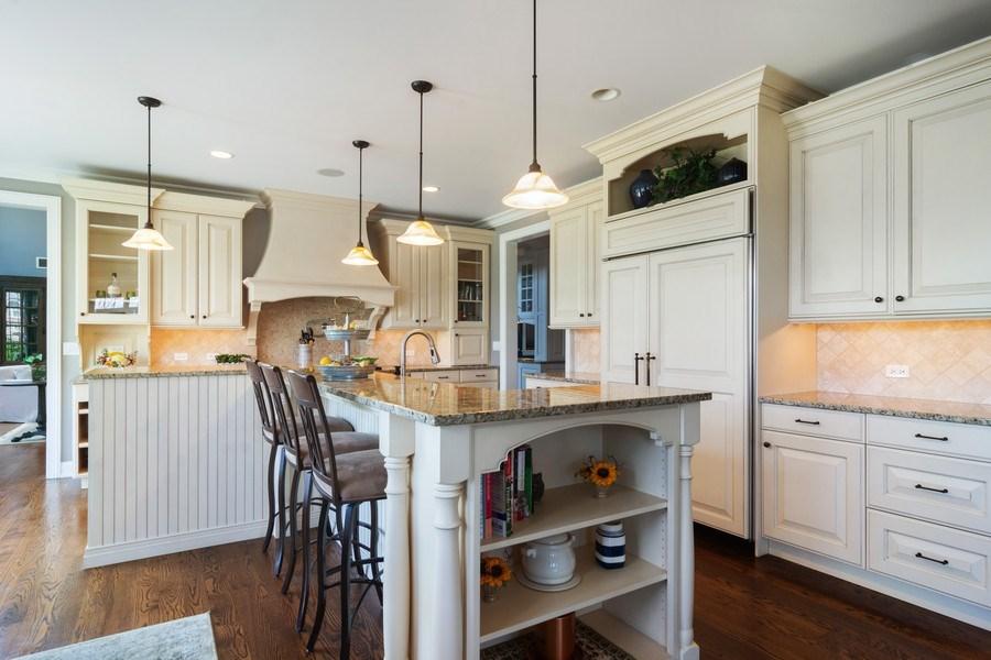 Real Estate Photography - 22141 W Windridge, kildeer, IL, 60047 - Kitchen