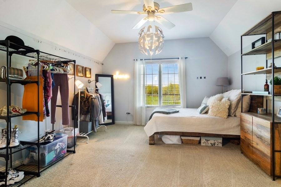 Real Estate Photography - 22141 W Windridge, kildeer, IL, 60047 - Bedroom