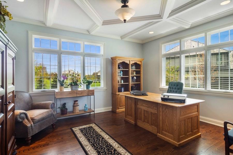 Real Estate Photography - 22141 W Windridge, kildeer, IL, 60047 - Study