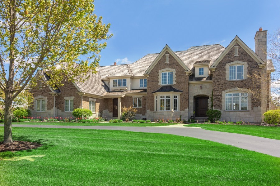 Real Estate Photography - 22141 W Windridge, kildeer, IL, 60047 - Front View
