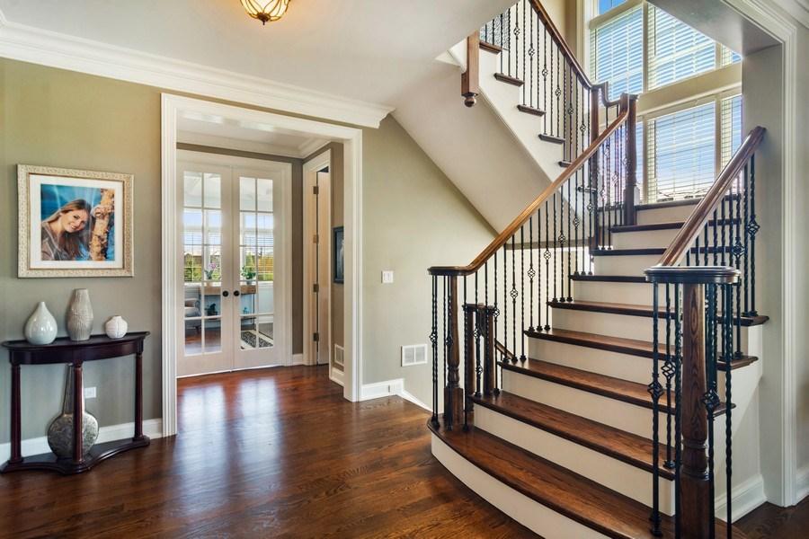 Real Estate Photography - 22141 W Windridge, kildeer, IL, 60047 - Hallway