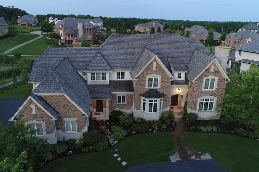 Real Estate Photography - 22141 W Windridge, kildeer, IL, 60047 -