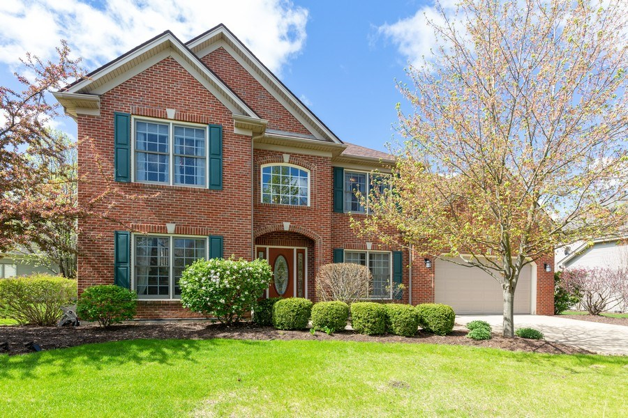 Real Estate Photography - 674 Waterside, South Elgin, IL, 60177 - Front View