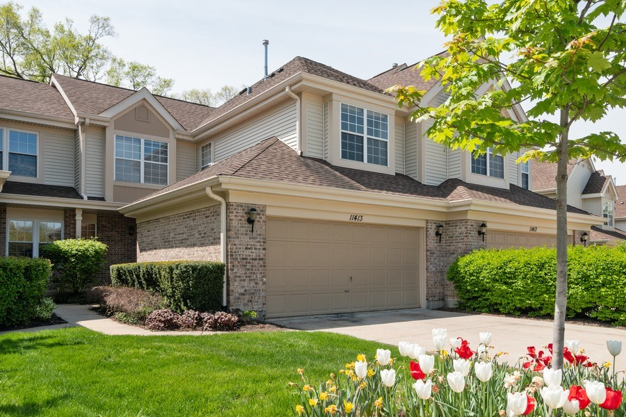 Real Estate Photography - 11413 Enterprise Dr, Westchester, IL, 60154 - Front View