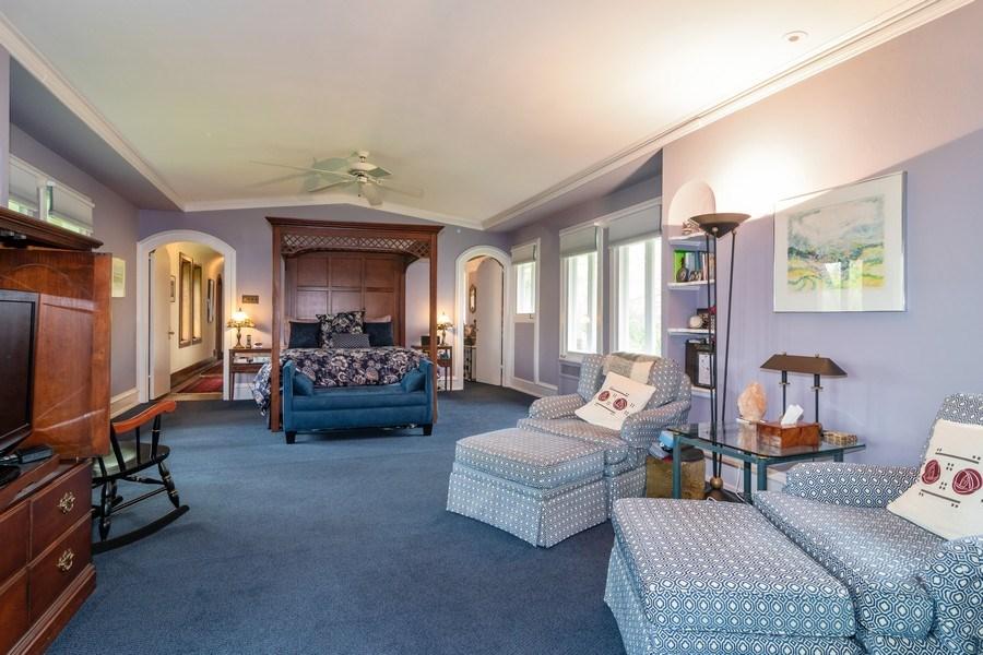 Real Estate Photography - 415 Linden Ave, Oak Park, IL, 60302 - Master Bedroom