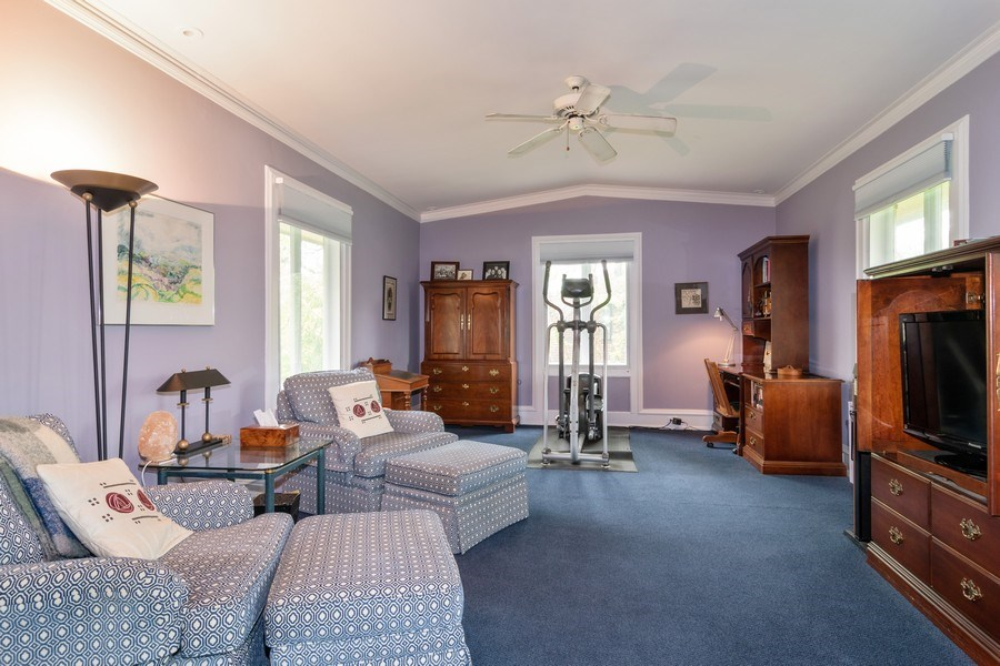 Real Estate Photography - 415 Linden Ave, Oak Park, IL, 60302 - Master Bedroom
