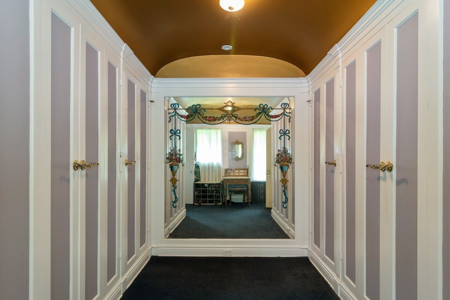 Real Estate Photography - 415 Linden Ave, Oak Park, IL, 60302 - Master Bedroom Closet