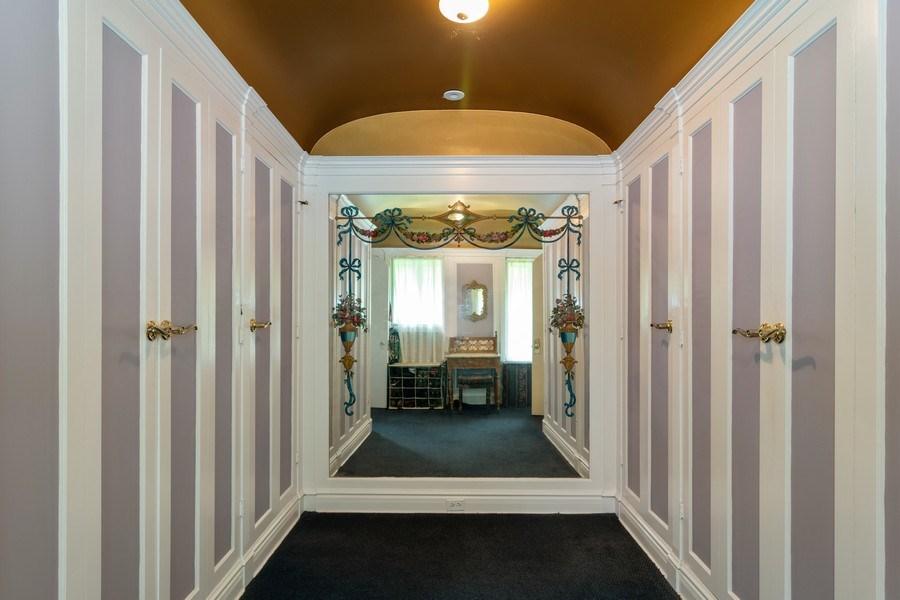 Real Estate Photography - 415 Linden Ave, Oak Park, IL, 60302 - Master Bedroom Closet