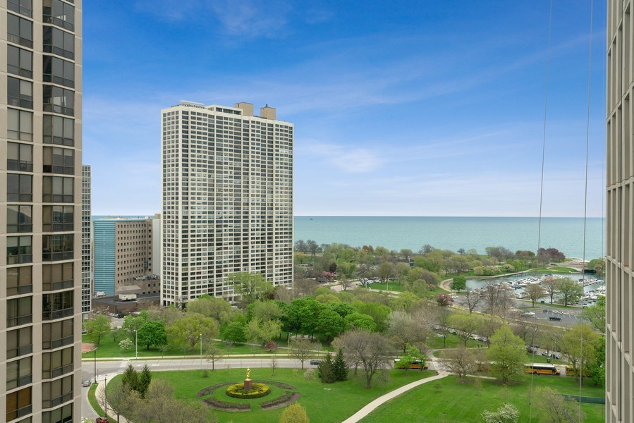 Real Estate Photography - 2626 N Lakeview Ave, Unit 1909, Chicago, IL, 60614 - View