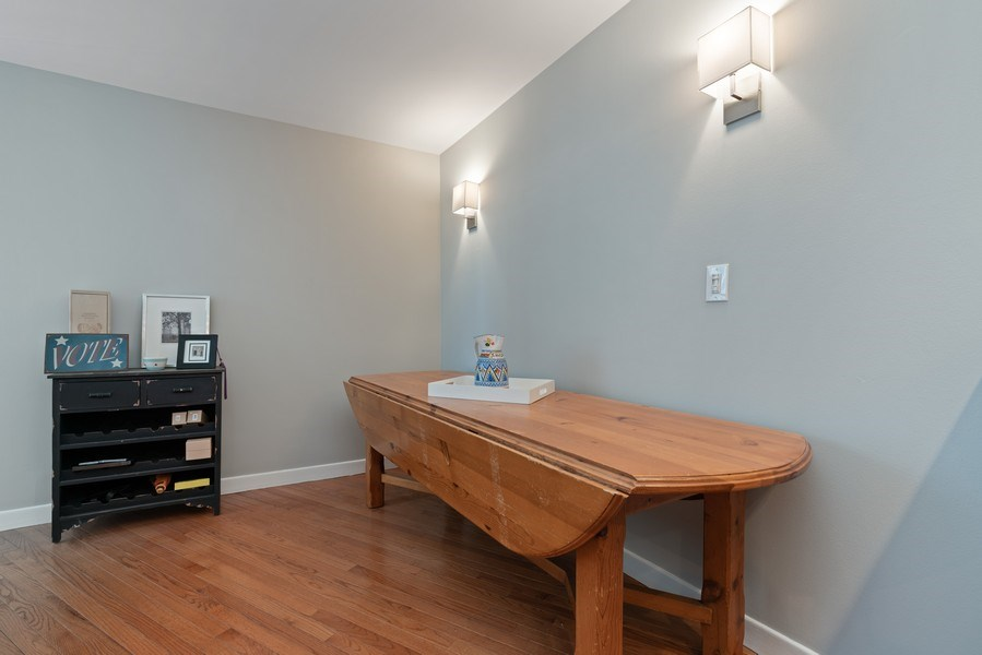 Real Estate Photography - 2626 N Lakeview Ave, Unit 1909, Chicago, IL, 60614 - Dining Room
