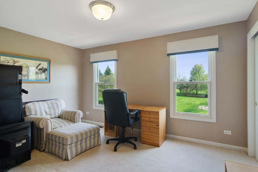Real Estate Photography - 193 Boxwood, Hawthorn Woods, IL, 60047 - 4th Bedroom