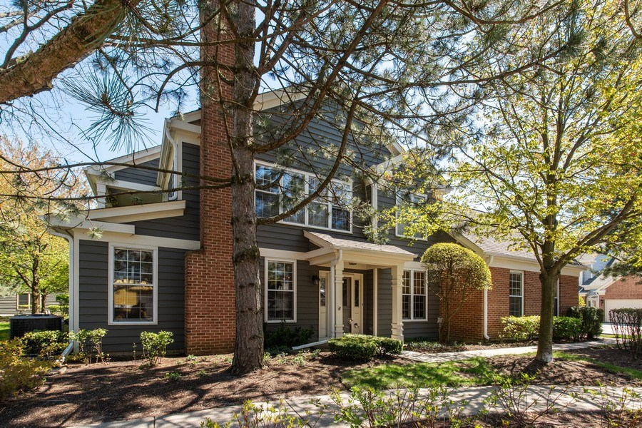 Real Estate Photography - 100 Radcliffe Ct, Glenview, IL, 60026 - Front View