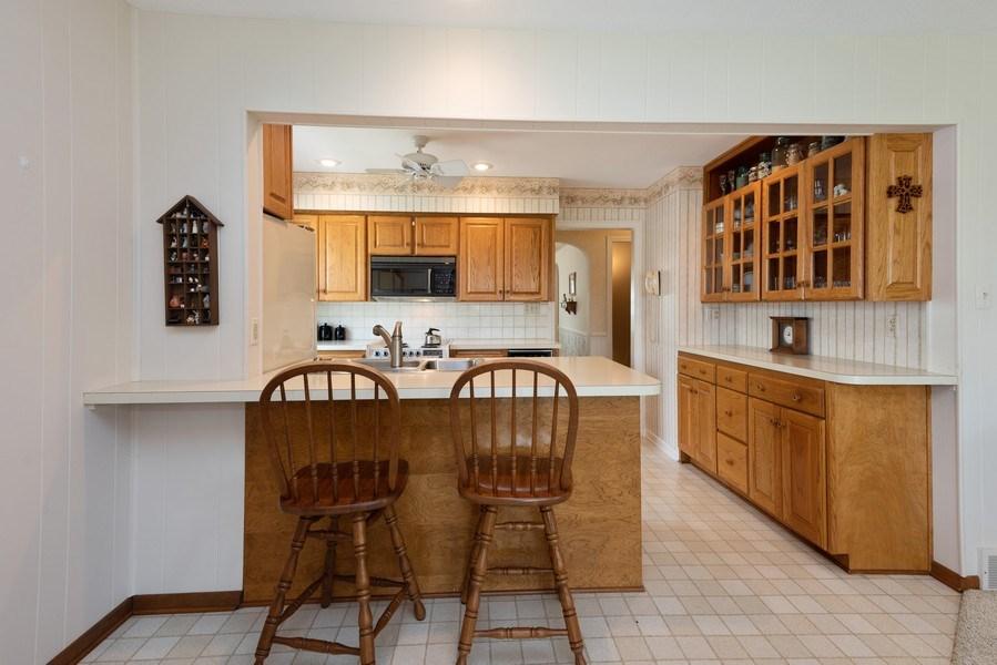 Real Estate Photography - 2624 Willa Drive, St. Joseph, MI, 49085 - Kitchen / Breakfast Room