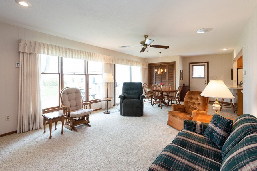 Real Estate Photography - 2624 Willa Drive, St. Joseph, MI, 49085 - Family Room