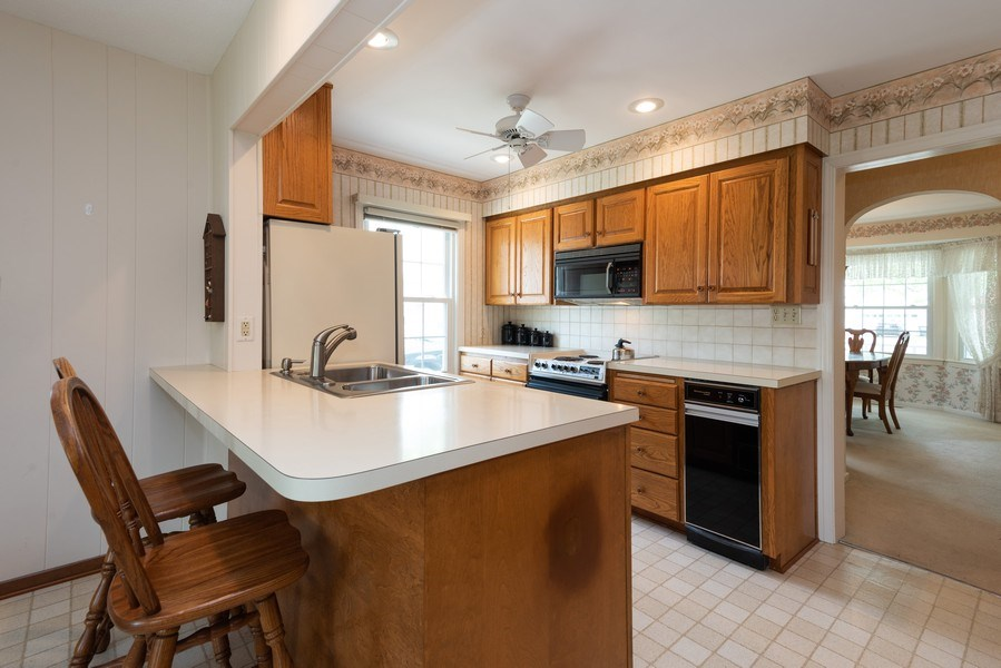 Real Estate Photography - 2624 Willa Drive, St. Joseph, MI, 49085 - Kitchen