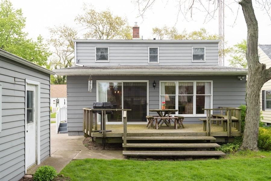 Real Estate Photography - 2624 Willa Drive, St. Joseph, MI, 49085 - Rear View