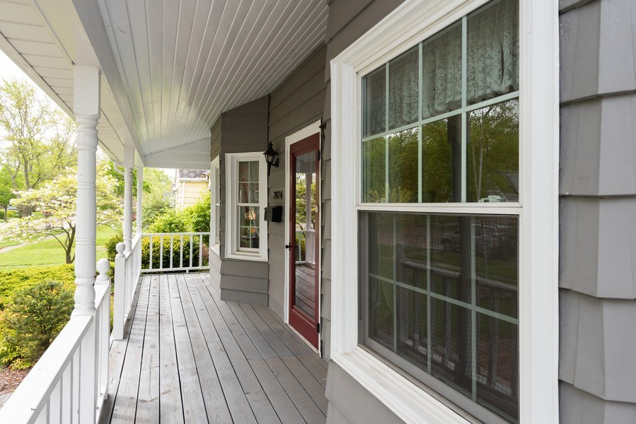 Real Estate Photography - 2624 Willa Drive, St. Joseph, MI, 49085 - Porch
