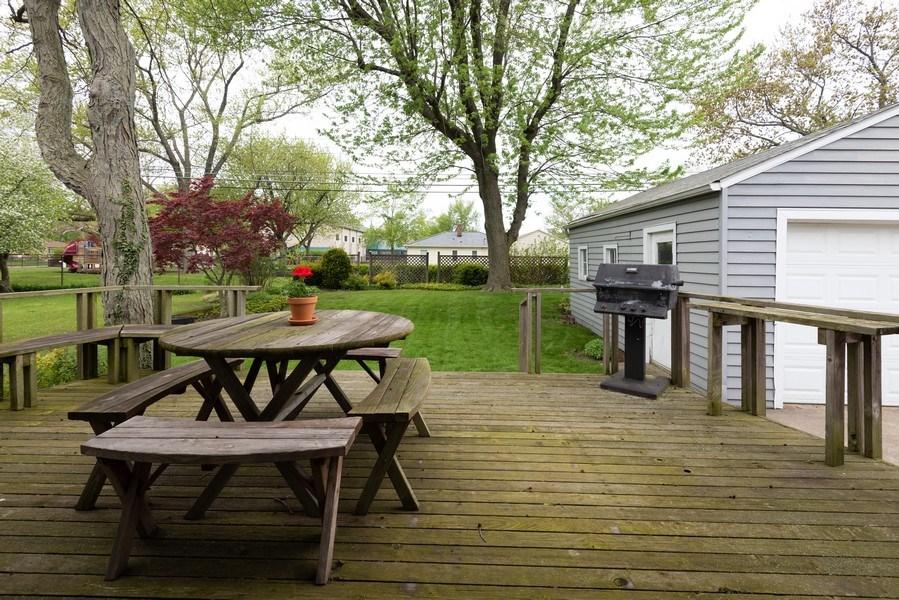 Real Estate Photography - 2624 Willa Drive, St. Joseph, MI, 49085 - Patio