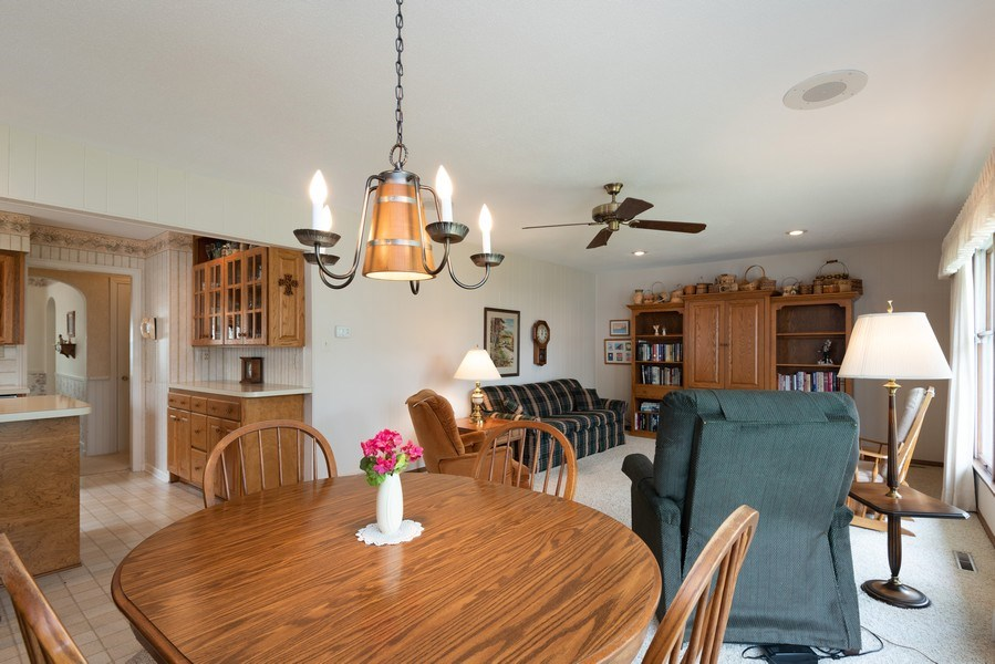 Real Estate Photography - 2624 Willa Drive, St. Joseph, MI, 49085 - Family Room / Dining Room