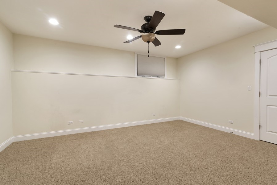 Real Estate Photography - 1739 Altgeld Avenue, Chicago, IL, 60614 - 4th Bedroom