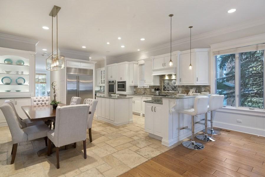 Real Estate Photography - 1739 Altgeld Avenue, Chicago, IL, 60614 - Kitchen