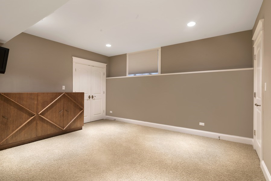 Real Estate Photography - 1739 Altgeld Avenue, Chicago, IL, 60614 - 5th Bedroom/Exercise Room