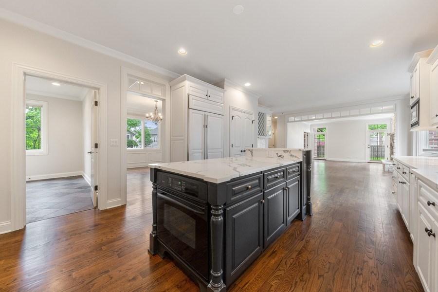Real Estate Photography - 663 S Mitchell, Elmhurst, IL, 60126 - Kitchen