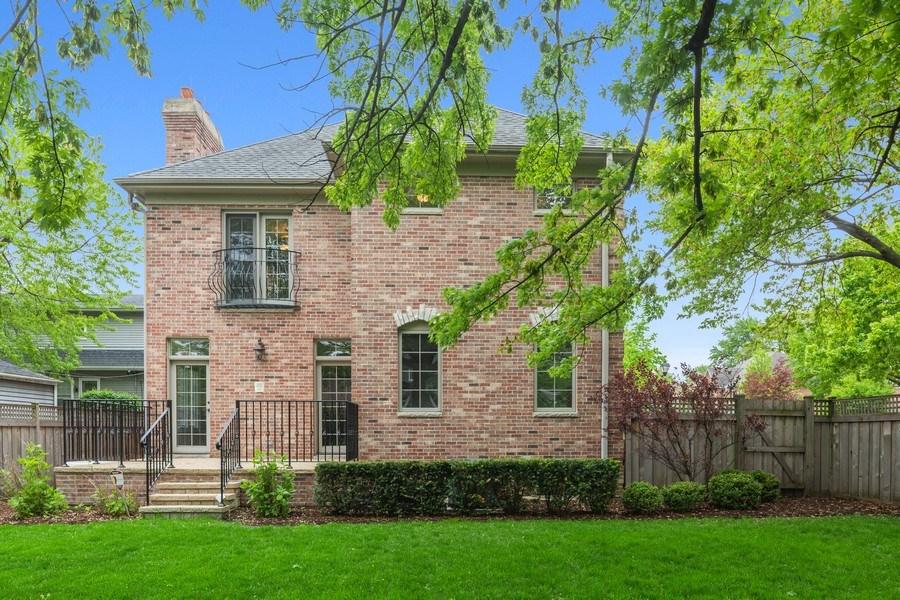 Real Estate Photography - 663 S Mitchell, Elmhurst, IL, 60126 - Back Yard