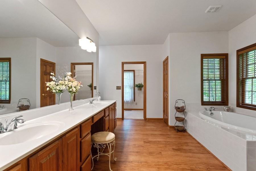 Real Estate Photography - 1501 Orchard, Niles, MI, 49120 - Master Bathroom