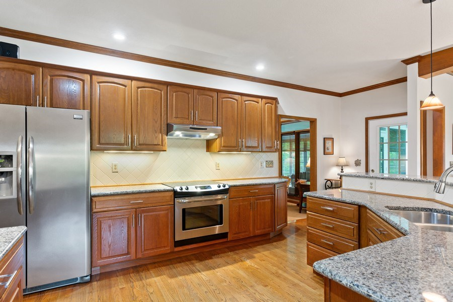 Real Estate Photography - 1501 Orchard, Niles, MI, 49120 - Kitchen